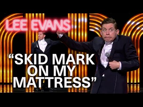 Hotel Hygiene - Lee Evans: Monsters