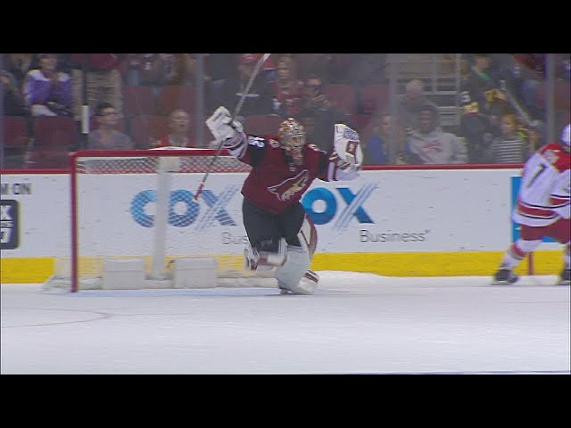 Keller, Stepan strike in the shootout for Coyotes