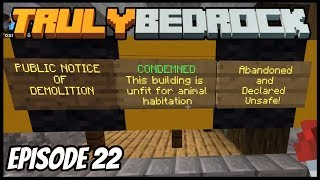 The Dog Scam Worked?! - Truly Bedrock (Minecraft Survival Let's Play) Episode 22