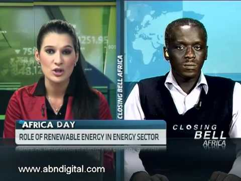 Africa Day: Sustaining Africa's Energy Sector