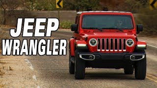 Feature: The Jeep Wrangler