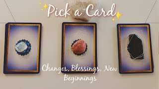 BLESSINGS ON THE WAY!! Pick a Card