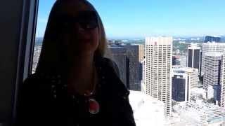 видео Олимпийская Башня в Монреале