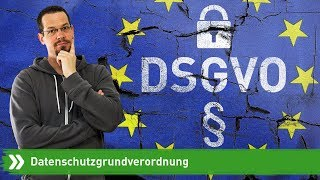 Datenschutzgrundverordnung | DSGVO | Fairrank TV
