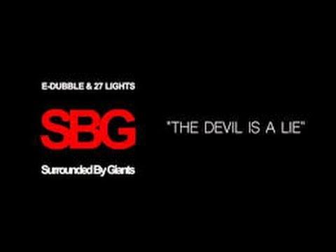 e-dubble The devil is a lie