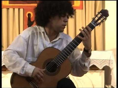 Judicael Perroy in concert plays Valses Poeticos by Granados (transcription Shin Ichi Fukuda)