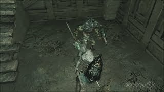Dark Souls II: Crown of the Sunken King Stage Demo - E3 2014