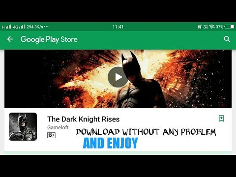 DOWNLOAD THE DARK KNIGHT RISES FOR FREE ON ANDROID.