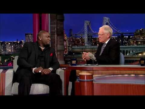 David Letterman   David Ortiz on the 2013 Boston Red Sox