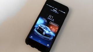 """App """"i remote"""" para el BMW i3"""