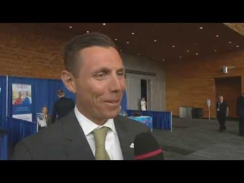 2016 Conservative Convention – Interview with Patrick Brown