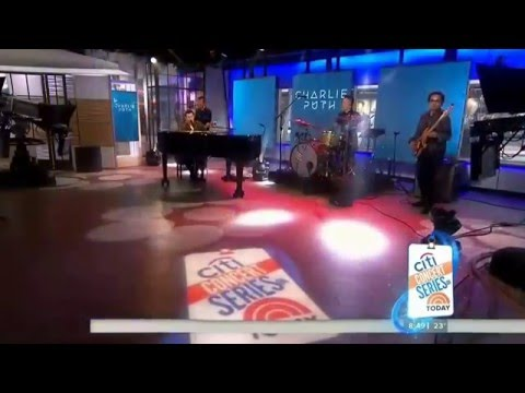 Charlie Puth - One Call Away (Today Show)