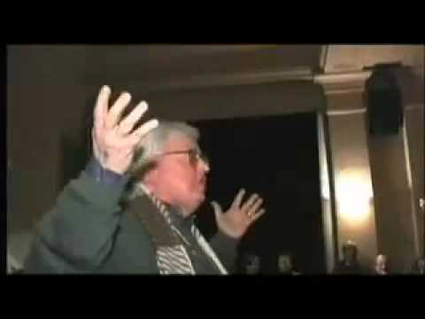 Roger Ebert yelling at Sundance