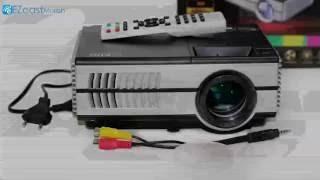 EUG Mini Projector 600 D | 1500 Lumens