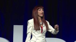 Futurist Shara Evans Showreel 2018