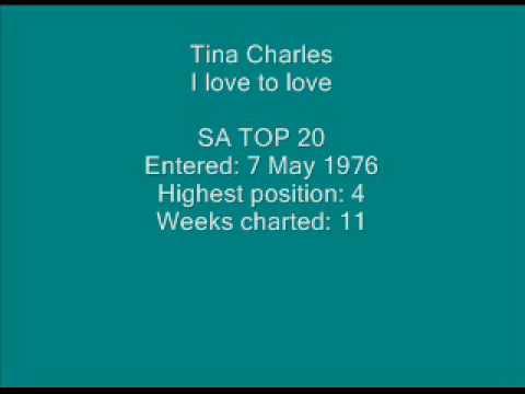 Tina Charles - I love to love.wmv