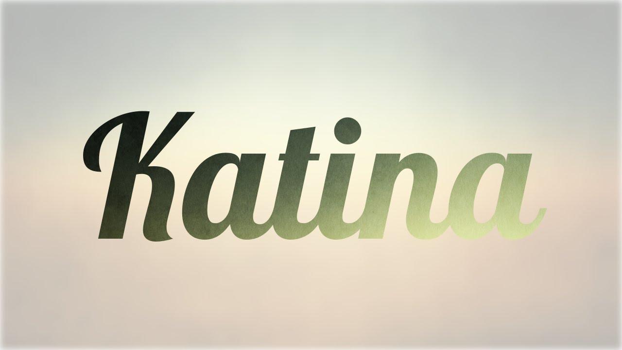Significado De Katina Nombre Griego Para Tu Bebe Ni O O