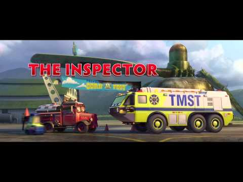 Planes: Fire & Rescue - Trailer