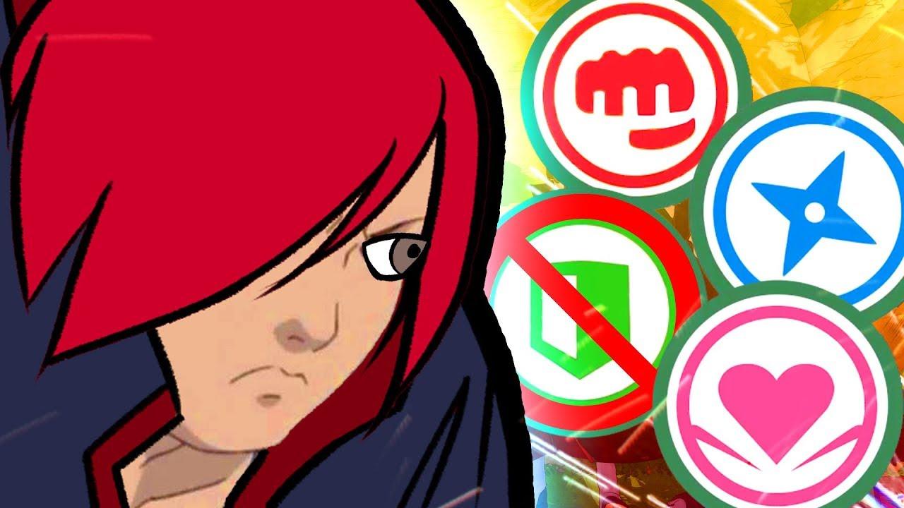 TOO MANY KEKKEI GENKAI! Naruto Shinobi Striker Custom Character