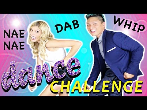 Dance Moves Challenge W/ Arnold Telagaarta