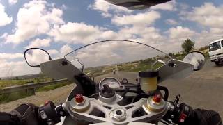 BMW S1000RR Fast Road Riding