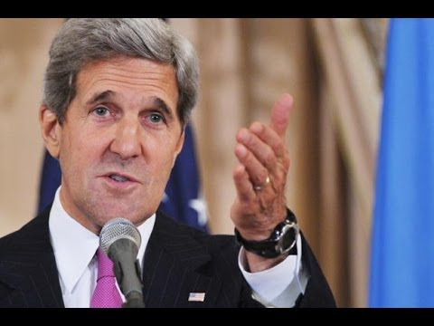 Body Language: John Kerry, United States Secretary of State