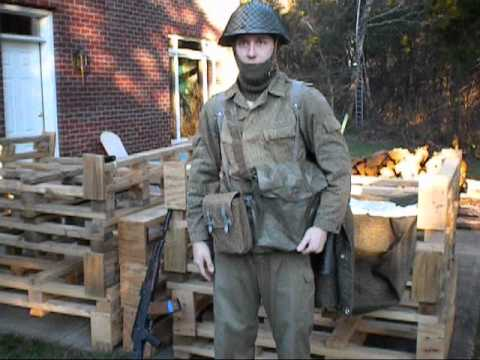 Tactical Gear Reviews - Graymawr: East German Soldier