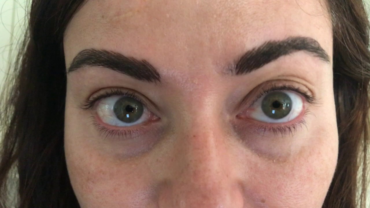 I HAD MY BROWS MICROBLADED – In My Bag