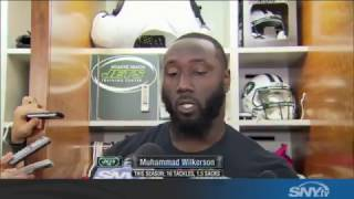 NY Jets Injury Update: Nick Mangold and Muhammad Wilkerson