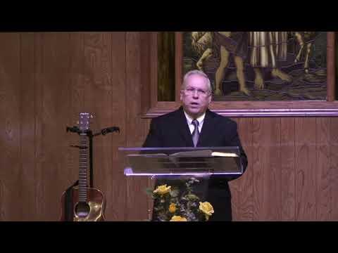 """Buddy Hunt Isaiah 45:1-13 """"The Sovereignty of God"""""""