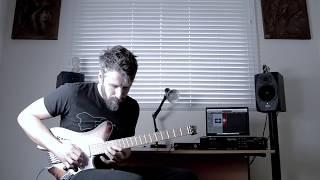Richard Henshall - Haken -  'Lapse' Solo (Isolated)