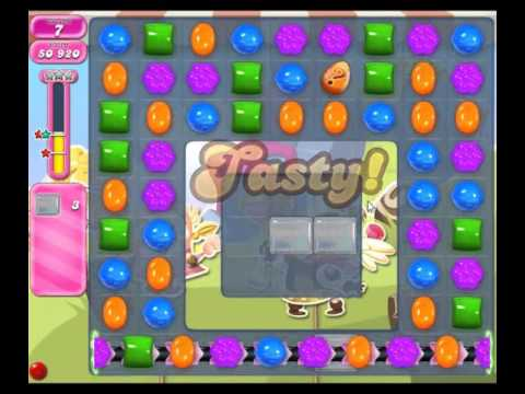 Candy Crush Saga Level 1662 - NO BOOSTERS