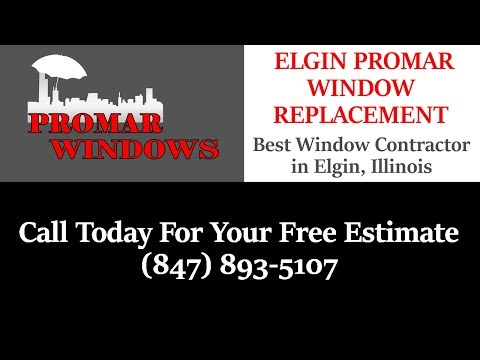 Residential & Commercial Window Company Elgin   (847) 893-5107   Local, Family Owned