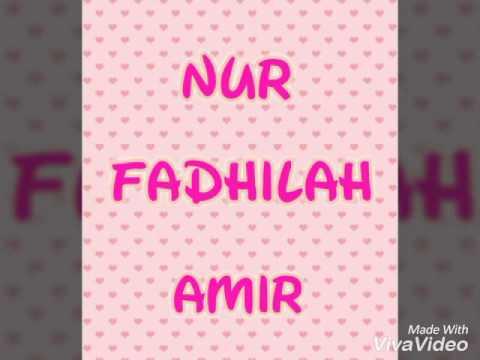 Galeri Nur Fadhilah Amir