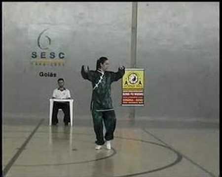 Vanessa Guimarães-Campeonato Goiano de Kung Fu/Wushu 2007