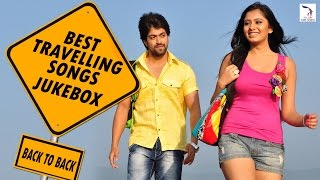 Best Travelling Songs Jukebox | Back to Back | Sandalwood | Kannada Hit Songs