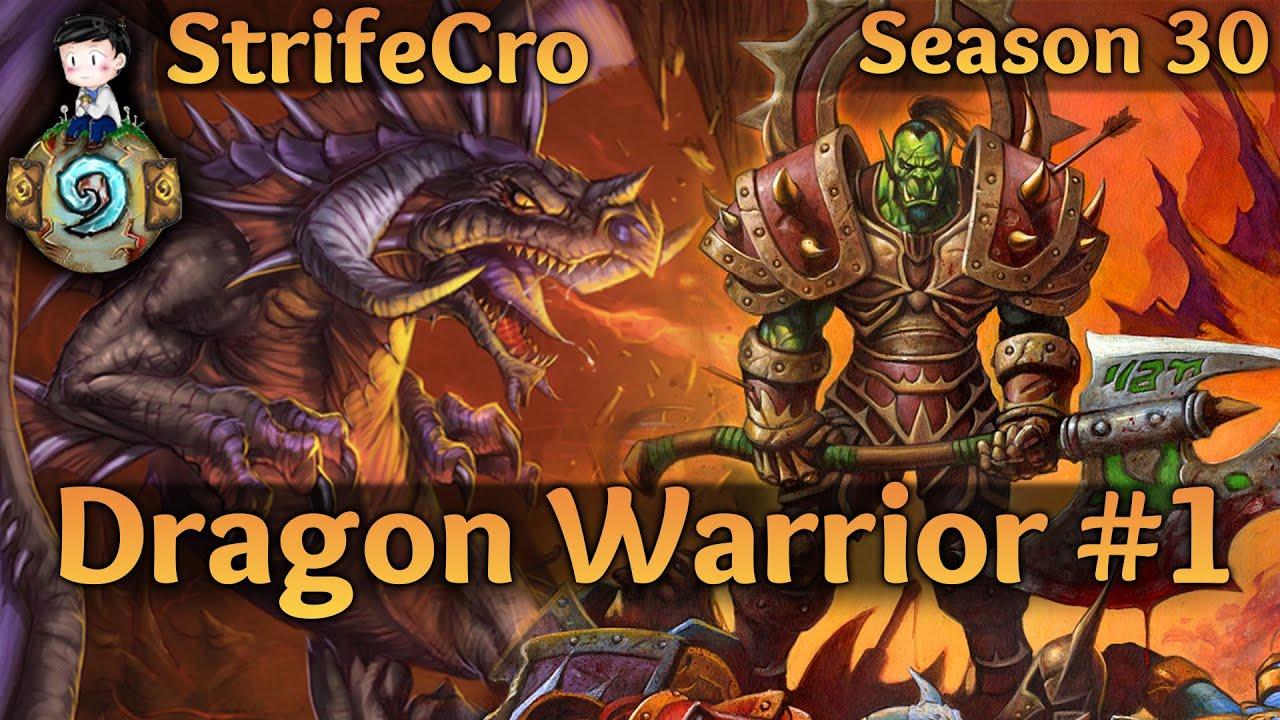 Download Hearthstone Dragon Warrior S30 #1: StrifeCro at a Dark Place