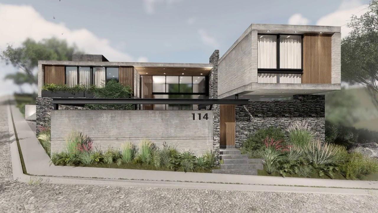Casa Kalyvas Di Frenna Arquitectos By Matia Di Frenna