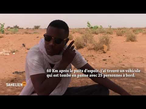 Reportage sur les migrants à Agadez au Niger