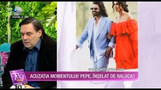 Teo Show (26.11.2020) - Pepe si Raluca, divort incalcit cu acuzatii SOC! Pepe, inselat de Raluca?!