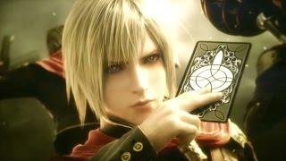 Ver  Final Fantasy Type-0 HD Trailer – TGS 2014