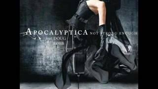 Apocalyptica - Not Strong Enough (Feat  Brent Smith)