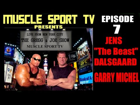 MuscleSport Mag's 'Gregg & Joe TV' #7 - Jens