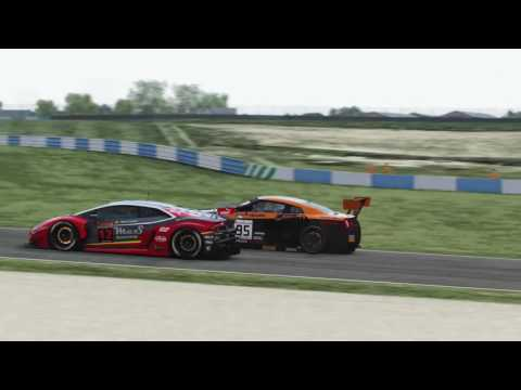 ACRL GT3 Season 5 Highlights