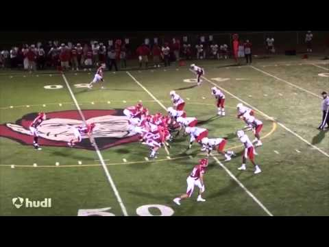 Brian Allen Senior highlights