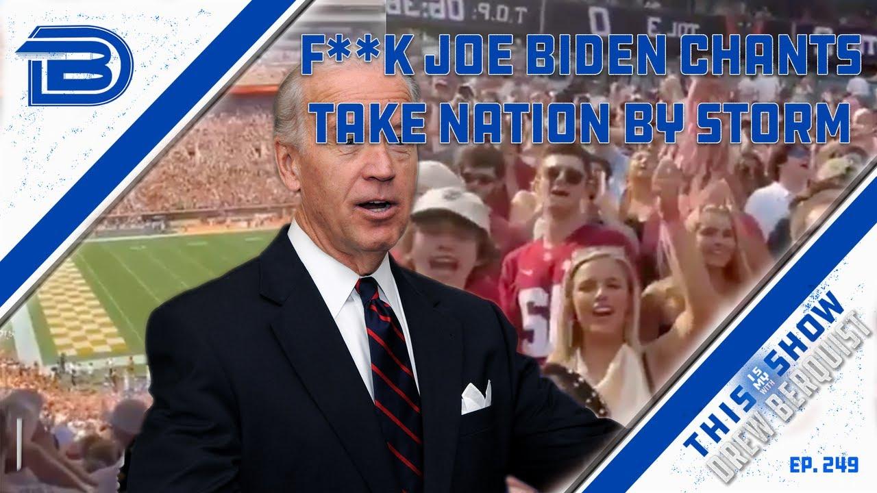 F**K Joe Biden Chants Sweep Nation, George W. Bush Compares Americans To 9/11 Extremists | Ep 249