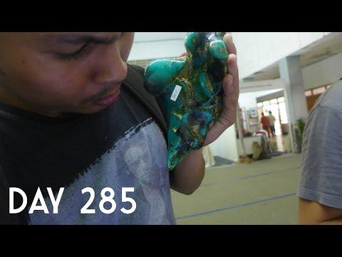 (DAY 285) GW NYURI BATU BACAN HARGANYA 600 JUTA !!!