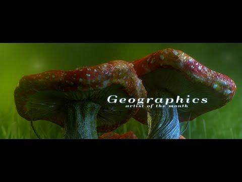 Renderosity Artist of the Month - George Krallis (Geographics)