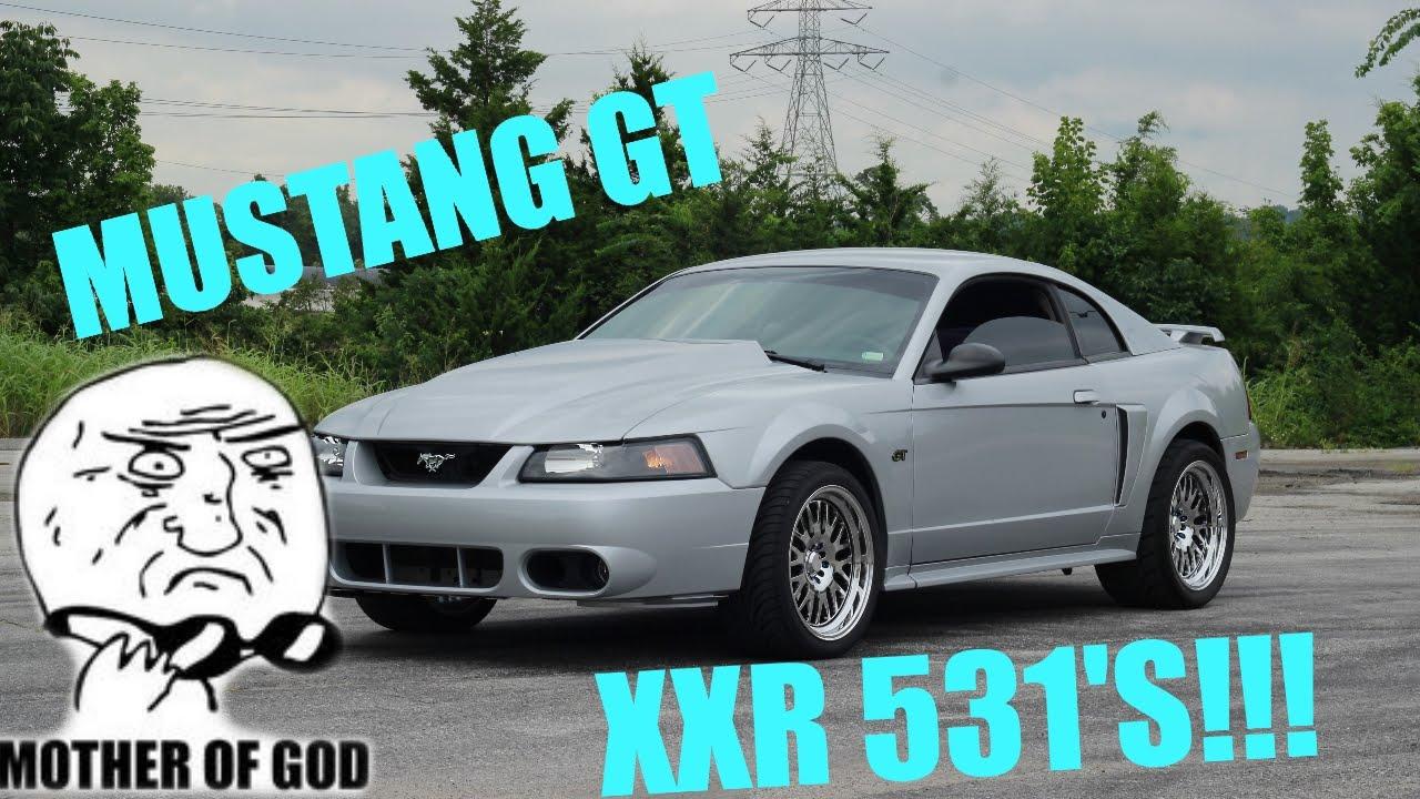 XXR 531 WHEELS on MUSTANG GT - YouTube Xxr 531 Platinum Mustang