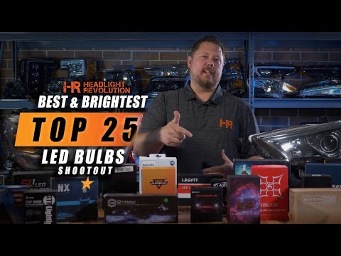 Best And Brightest? We Tested The Top 25 Brands Of LED Bulbs Shootout